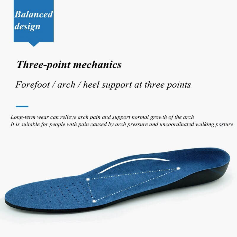 Orthopedic Insoles For Heel Spurs