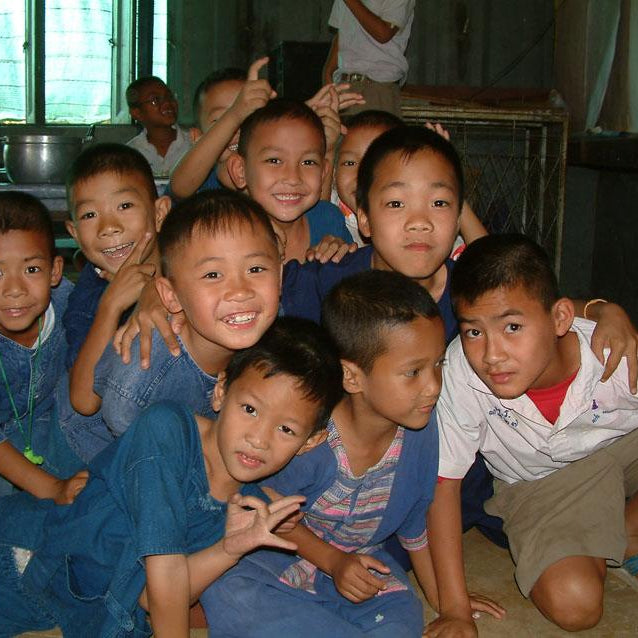 Supporting Thailand's Children