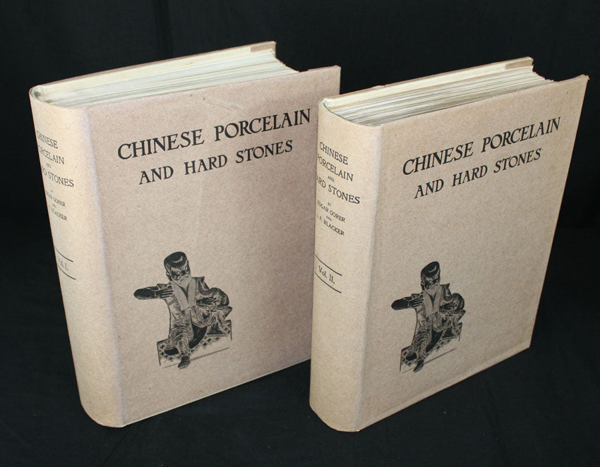 Gorer & Blacker. Chinese Porcelain and Hard Stones. 1st edition. 1911