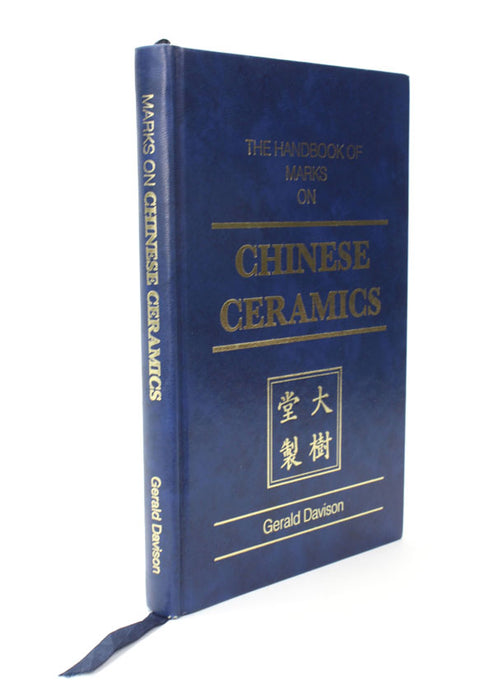 On ceramics the chinese handbook of marks Collecting guide: