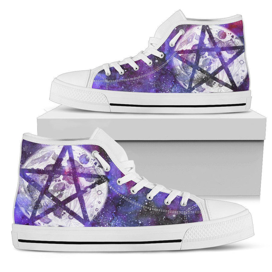 Wicca High Top Shoes