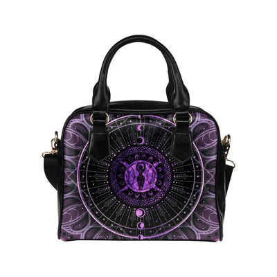 Goddess moon wicca Shoulder Handbag Shoulder Handbags (1634) e-joyer