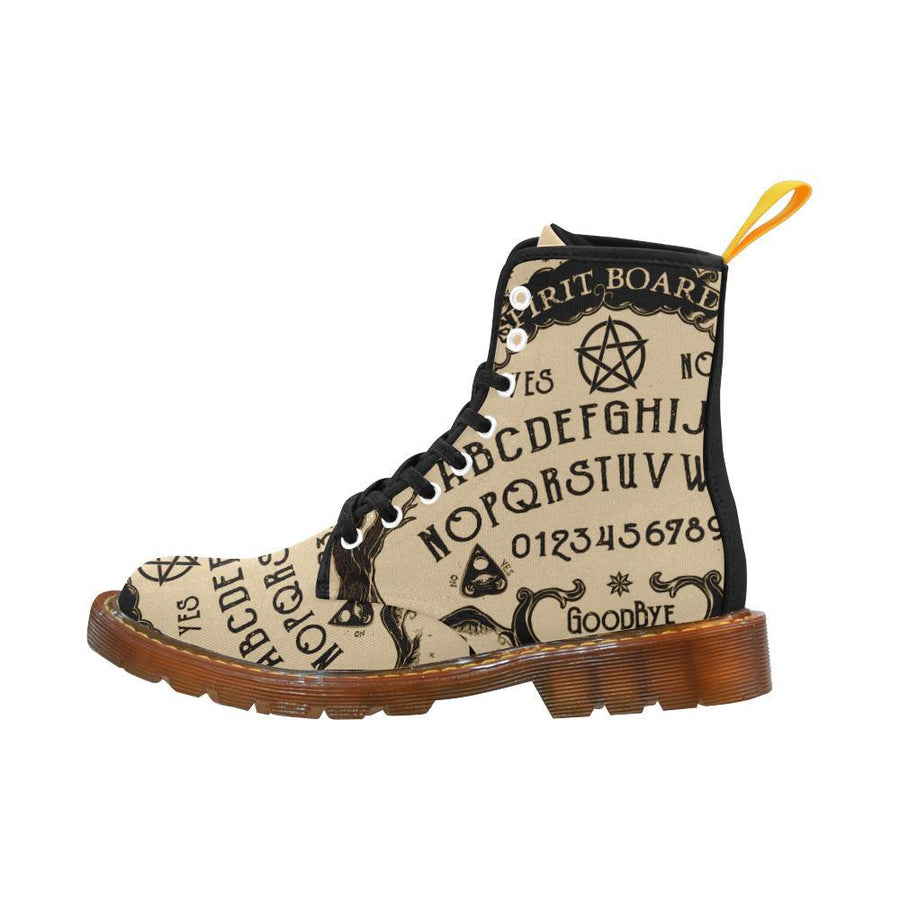 Ouija witch Martin Boots For Women Martin Boots for Women(1203H) e-joyer