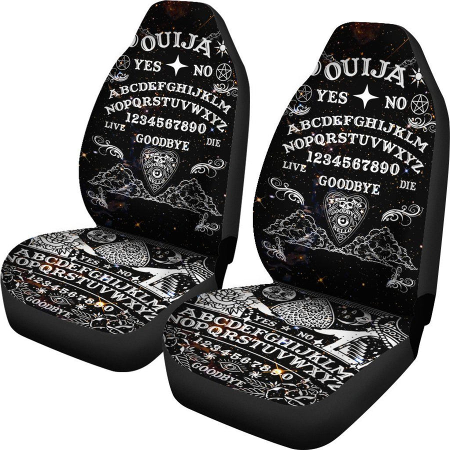 Ouija Witch Car Seat Covers Car Seat Covers MoonChildWorld