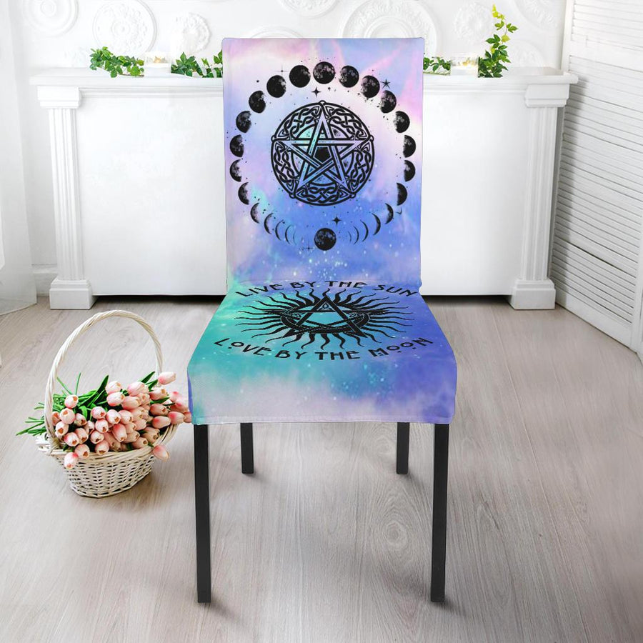 Wicca Dining Chair Slip Cover