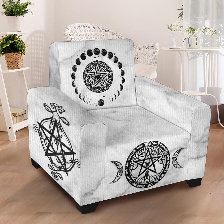 Wicca Chair Slip Cover