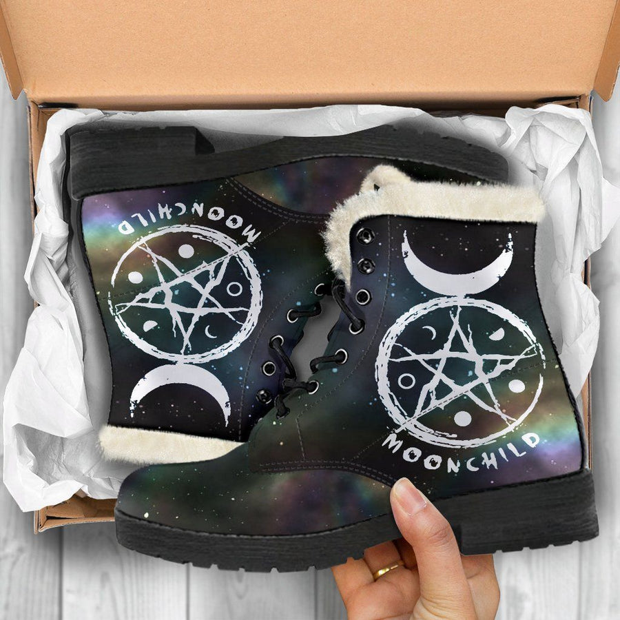 Moonchild Leather Boots