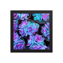 Load image into Gallery viewer, Succulent Dreams Framed poster