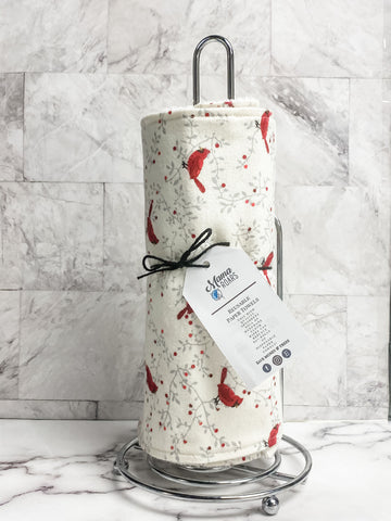 Cardinal Reusable Paper Towels | Cardinal Cloth wipes
