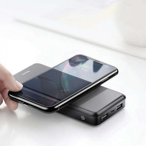 Baseus M36 10000 mAh Wireless Charger & Power Bank