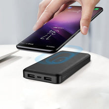 Load image into Gallery viewer, Baseus M36 10000 mAh Wireless Charger & Power Bank