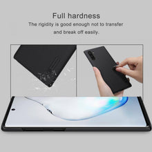 Load image into Gallery viewer, Nillkin Galaxy Note 10 Super Frosted Shield Back Case