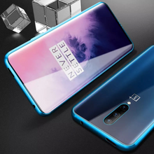 Load image into Gallery viewer, OnePlus 7T Pro (Front+Back) Protection Magnetic Fit Case