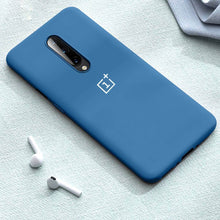 Load image into Gallery viewer, OnePlus 8 Liquid Silicone Logo Case