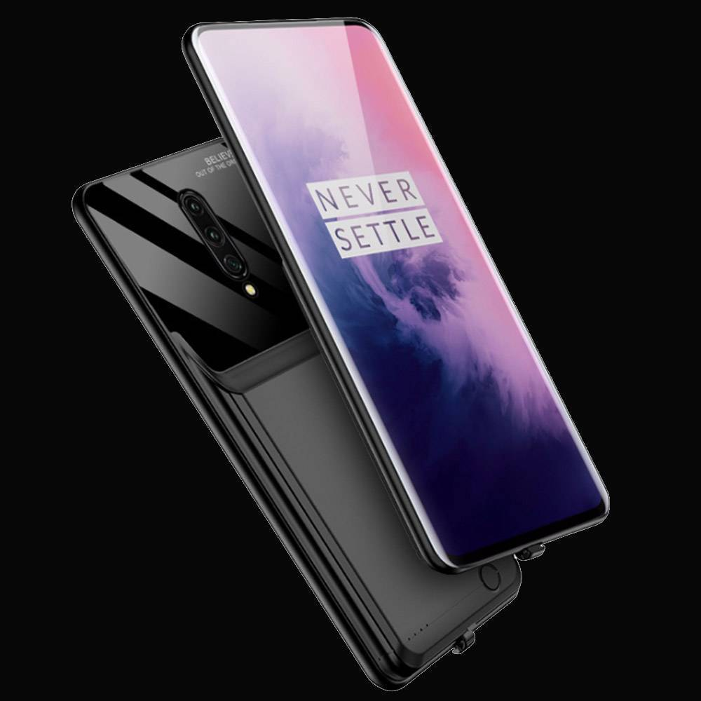 OnePlus 7 Series Portable 6000 mAh Battery Shell case