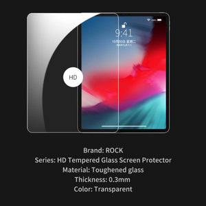 Rock HD Tempered Glass Screen Protector