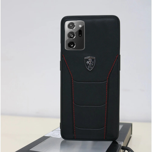 Ferrari  Galaxy Note 10 Genuine Leather Crafted Limited Edition Case