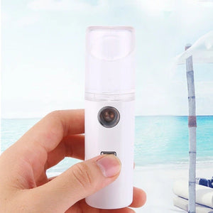 Portable Pocket Atomizer USB Chargeable Sprayer