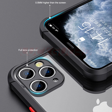 Load image into Gallery viewer, iPhone Shockproof Bumper Phone Case with Camera Protection