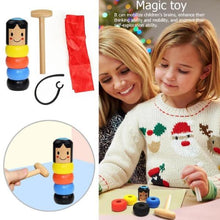 Load image into Gallery viewer, Unbreakable Stubborn Wooden Man Funny Magic Toys