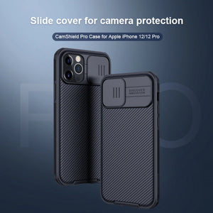 Nillkin iPhone 12 Pro Camshield Shockproof Business Case