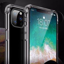 Load image into Gallery viewer, Baseus iPhone 11 Pro Anti-Knock TPU Transparent Case