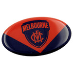 Melbourne Demons AFL Lensed Team Decal - Cars, Laptops, Most Things