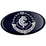 Fan Emblems Carlton Blues Lensed AFL Team Supporter Logo