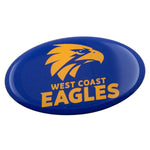 West Coast Eagles AFL Lensed Team Decal - Cars, Laptops, Most Things