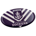 Fan Emblems Fremantle Dockers Lensed AFL Team Supporter Logo
