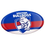 Western Bulldogs AFL Lensed Team Decal - Cars, Laptops, Most Things