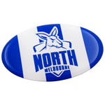 Fan Emblems North Melbourne Kangaroos Lensed AFL Team Supporter Logo