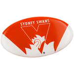 Sydney Swans AFL Lensed Team Decal - Cars, Laptops, Most Things