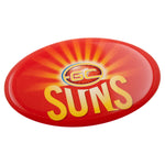Fan Emblems Gold Coast Suns Lensed AFL Team Supporter Logo