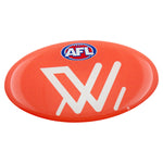 Fan Emblems AFLW Lensed AFL Team Supporter Logo