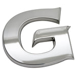Geelong Cats G AFL 3D Chrome Emblem - Cars, Laptops, Most Things