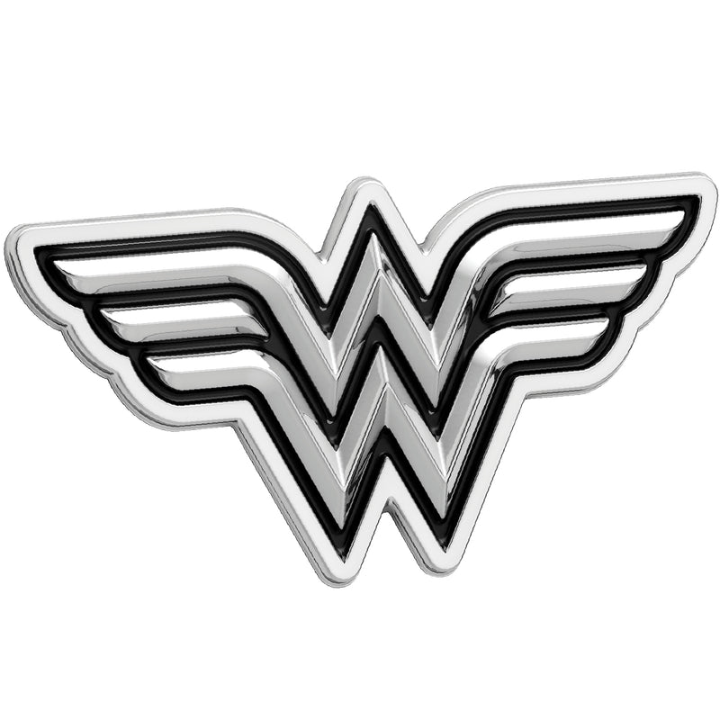 Fan Emblems Wonder Woman Character Car Decal Domed//Multicolor//Clear Batman v Superman: Dawn of Justice BvS Automotive Emblem Sticker Applies Easily to Cars Windows Motorcycles Laptops Most Things