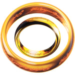 Fan Emblems The One Ring Car Decal (2 Pack) • Clear Resin Coated Automotive Sticker for Cars, Laptops, Most Smooth Surfaces • Officially Licensed Lord of The Rings Gifts, Merchandise, Décor