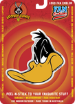 Looney Tunes Daffy Duck Logo Fan Emblem