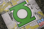Green Lantern Logo Fan Emblem