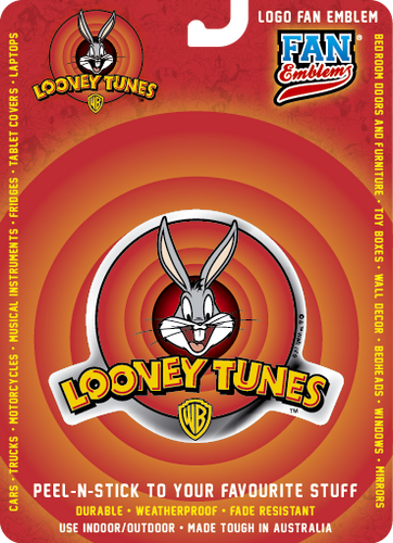 Looney Tunes Logo Fan Emblem