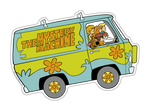 Scooby-Doo Mystery Machine Premium 3D Character Fan Emblem