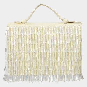 Fringe Mini - White
