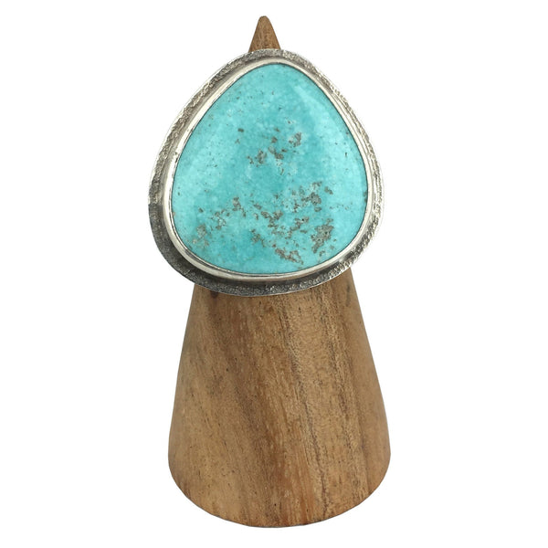 Campitos turquoise statement ring