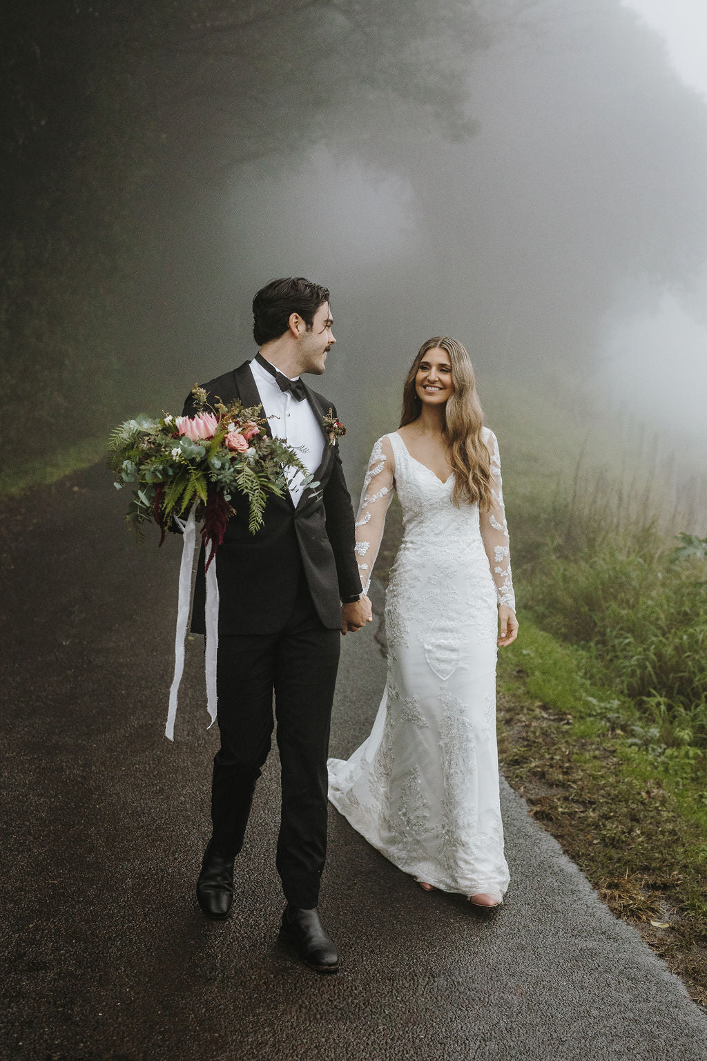 buy fit and flare wedding gown gold coast