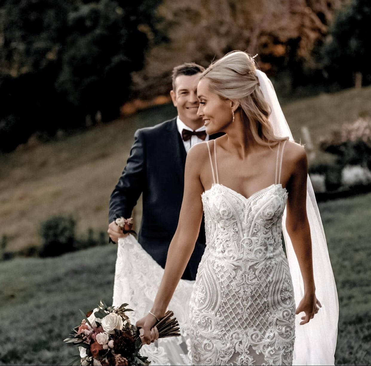 shop beaded lace wedding dress