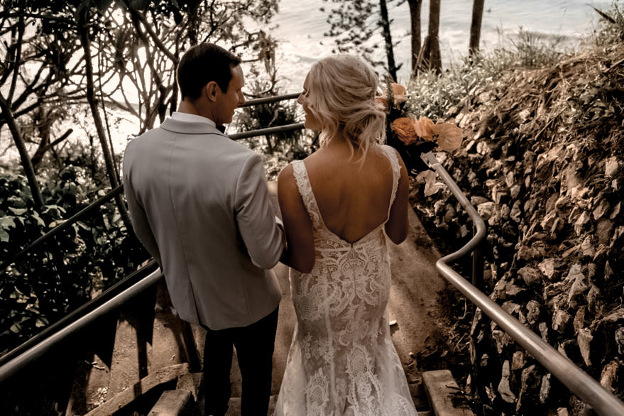 buy gold coast custom wedding gown