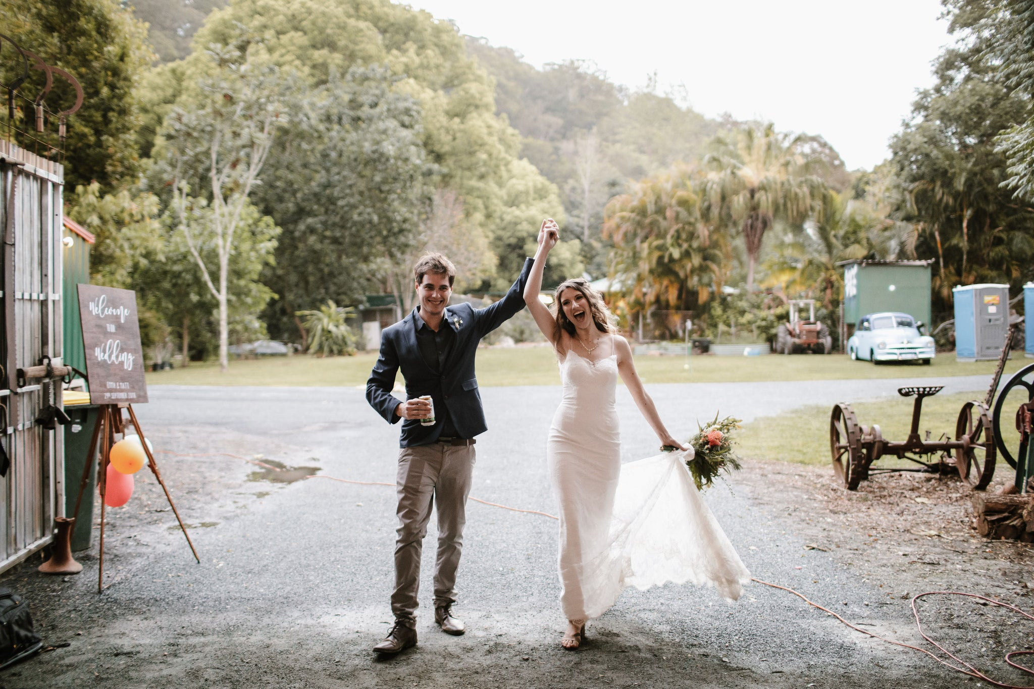 But designer bohemian wedding dress australia