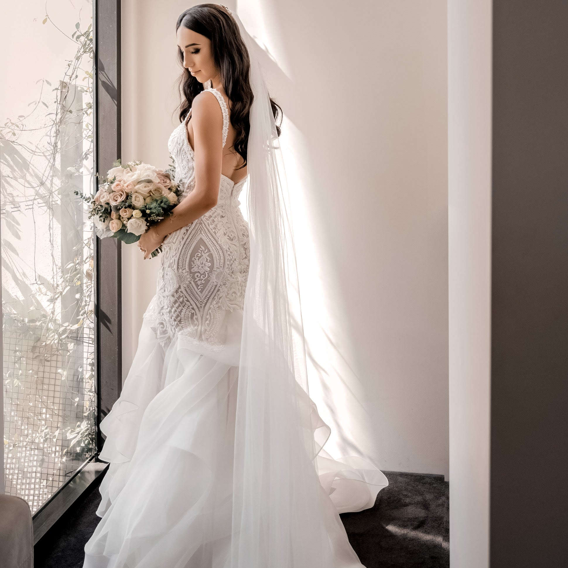 shop beaded wedding gown