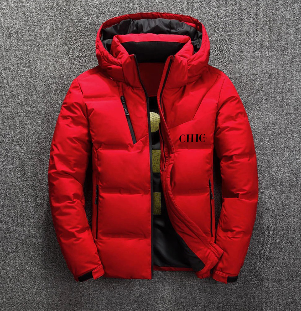 Thermal Hooded Down Jacket